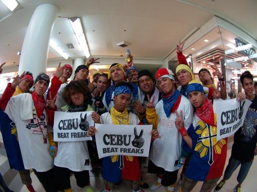 Refuge Crew Reppin' Cebu, Philippines